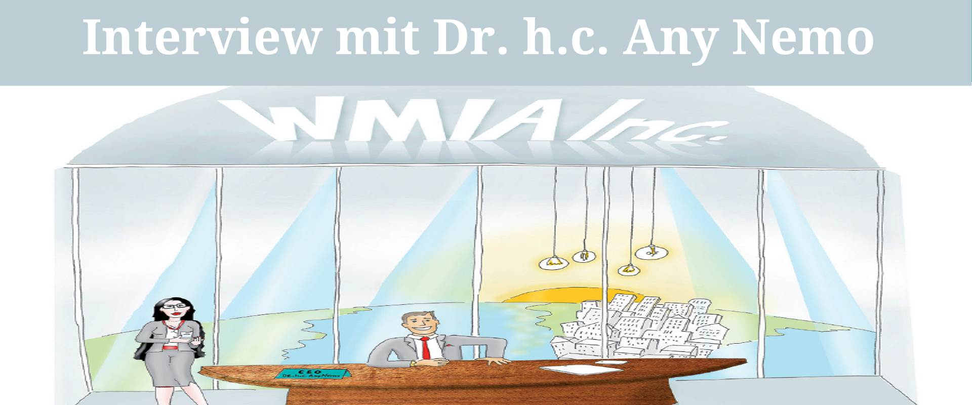 Interview mit Dr. h.c. Any Nemo